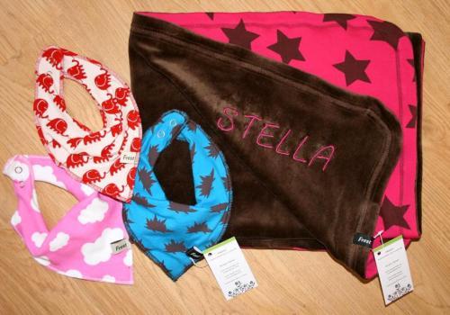 Stella stjärnfilt och dreglisar